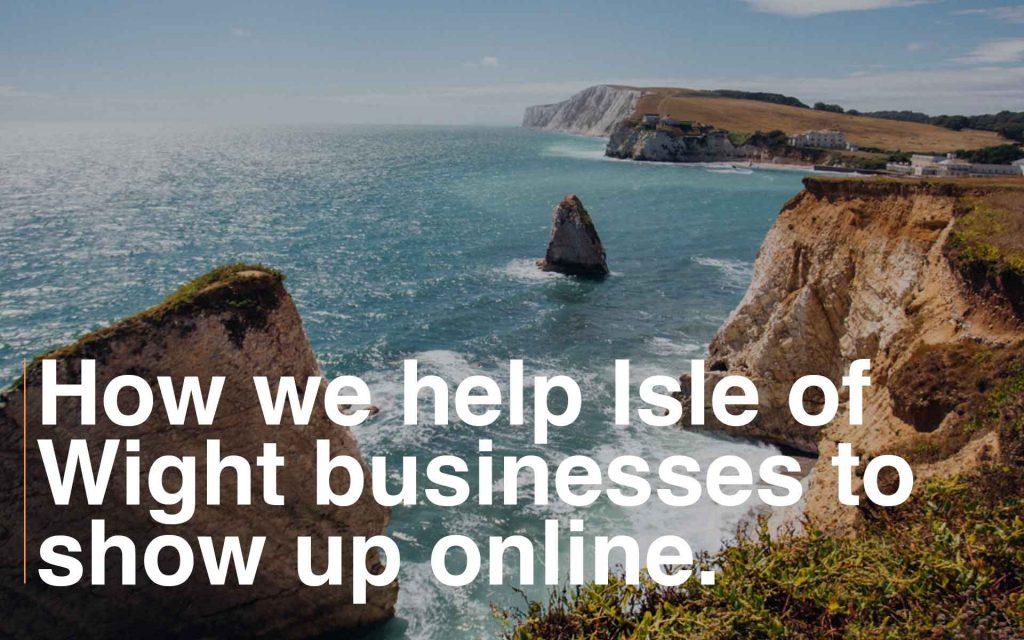 Isle of wight digital marketing agency