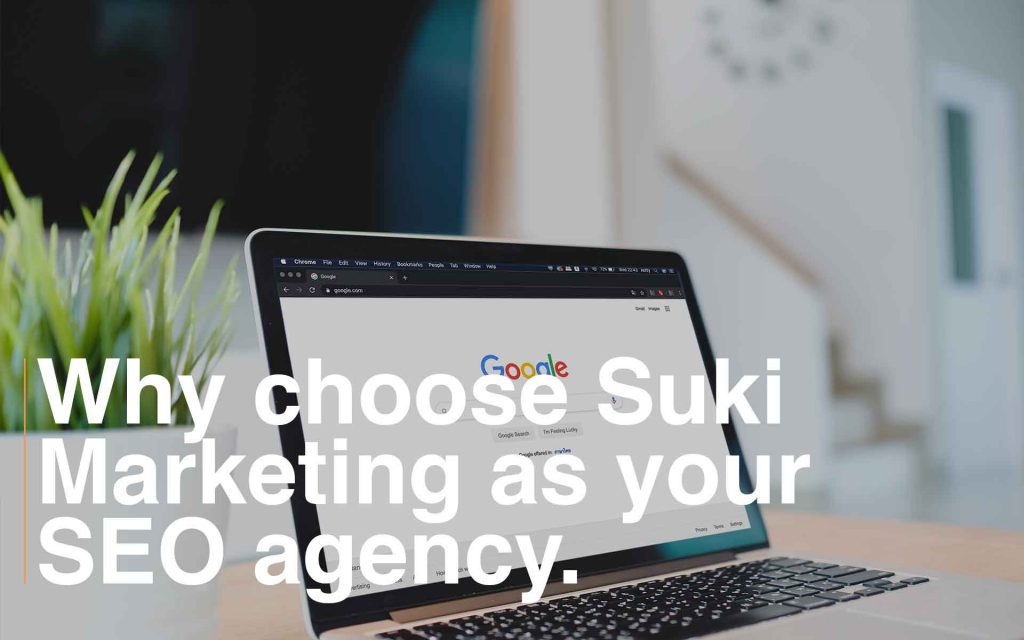 Portsmouth SEO Agency Suki Marketing